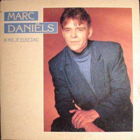 Coverafbeelding Marc Daniëls - Ik Mis Je Elke Dag