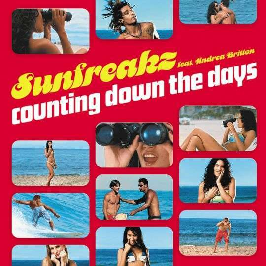 Coverafbeelding Sunfreakz feat. Andrea Britton - Counting Down The Days