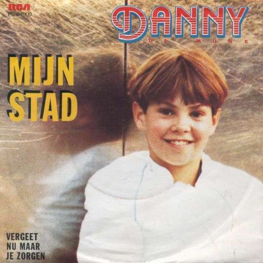 Coverafbeelding Mijn Stad - Danny De Munk