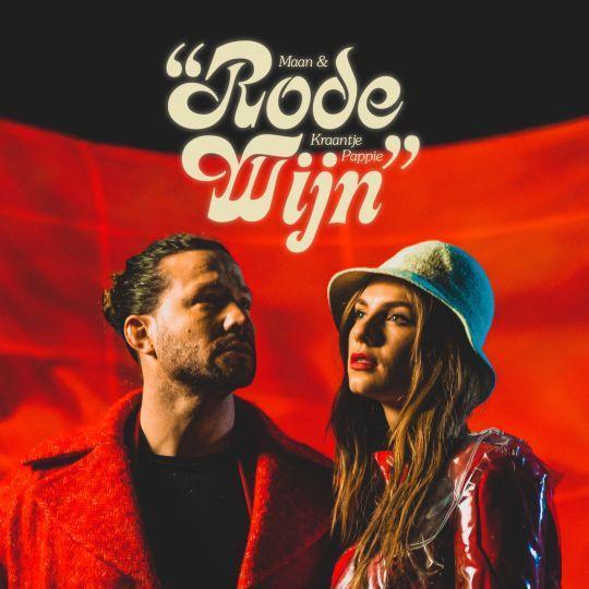 Coverafbeelding Rode Wijn - Maan & Kraantje Pappie