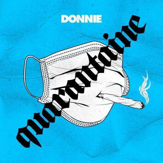 Coverafbeelding Donnie - Quarantaine
