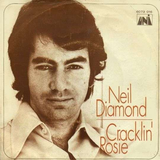 Coverafbeelding Cracklin' Rosie - Neil Diamond