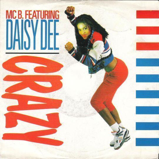 Coverafbeelding Crazy - Mc B. Featuring Daisy Dee