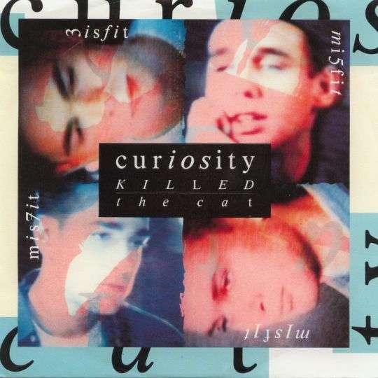 Coverafbeelding Curiosity Killed The Cat - Misfit