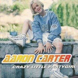 Coverafbeelding Crazy Little Partygirl - Aaron Carter