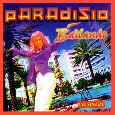 Coverafbeelding Paradisio - Bailando