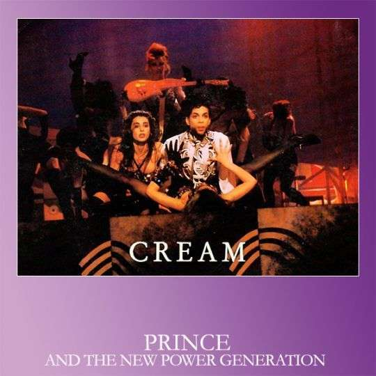Coverafbeelding Prince and The New Power Generation - Cream