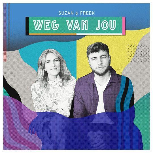 Coverafbeelding Weg Van Jou - Suzan & Freek