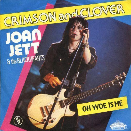 Coverafbeelding Crimson And Clover - Joan Jett & The Blackhearts