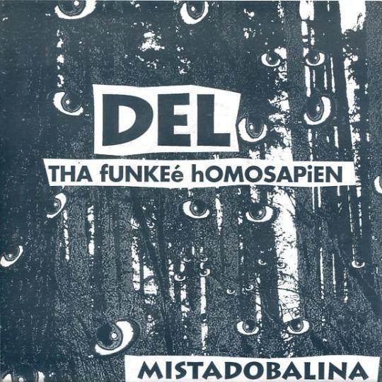 Coverafbeelding Del Tha Funkeé Homosapien - Mistadobalina