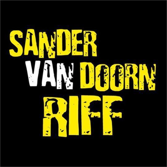 Coverafbeelding Riff - Sander Van Doorn