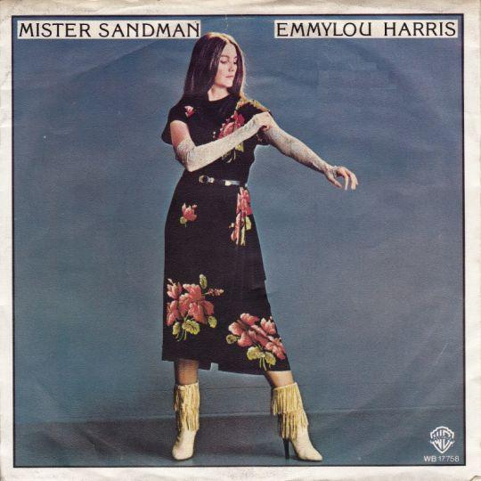 Coverafbeelding Mister Sandman - Emmylou Harris