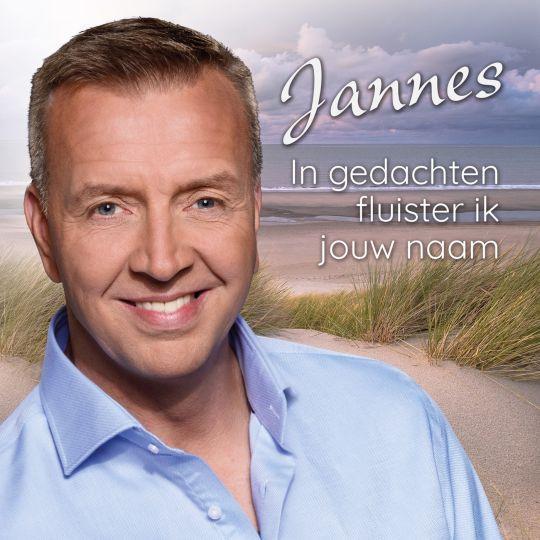 Coverafbeelding Jannes - In Gedachten Fluister Ik Jouw Naam