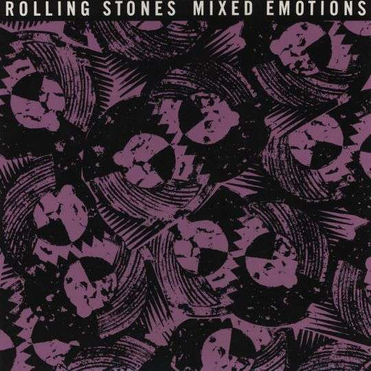 Coverafbeelding Mixed Emotions - Rolling Stones