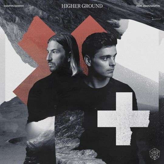 Coverafbeelding Higher Ground - Martin Garrix Feat. John Martin