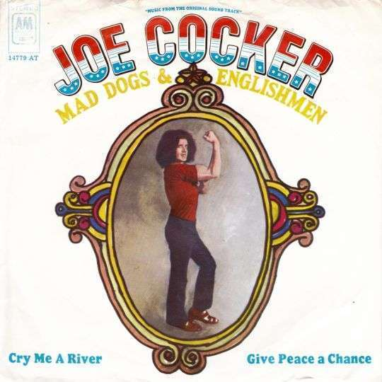 Coverafbeelding Cry Me A River - Joe Cocker