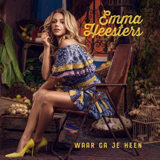 Coverafbeelding Waar Ga Je Heen - Emma Heesters