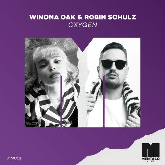 Coverafbeelding Oxygen - Winona Oak & Robin Schulz