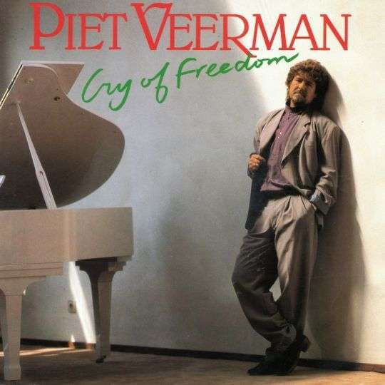 Coverafbeelding Cry Of Freedom - Piet Veerman