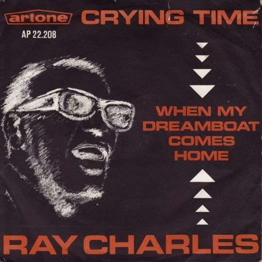 Coverafbeelding Ray Charles - Crying Time