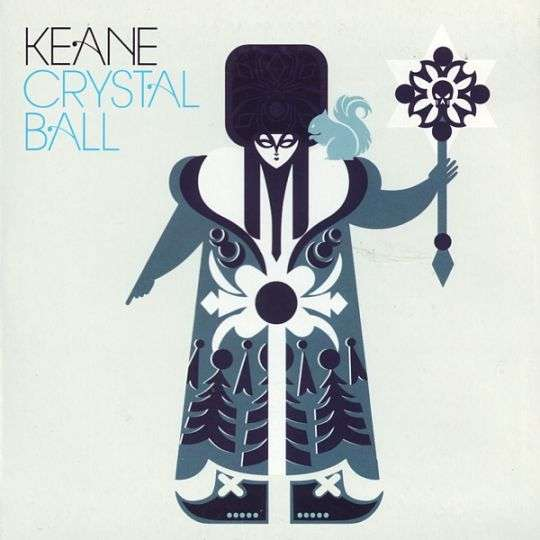 Coverafbeelding Crystal Ball - Keane