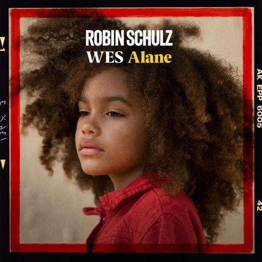 Coverafbeelding Alane - Robin Schulz & Wes