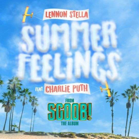 Coverafbeelding Summer Feelings - Lennon Stella Feat. Charlie Puth