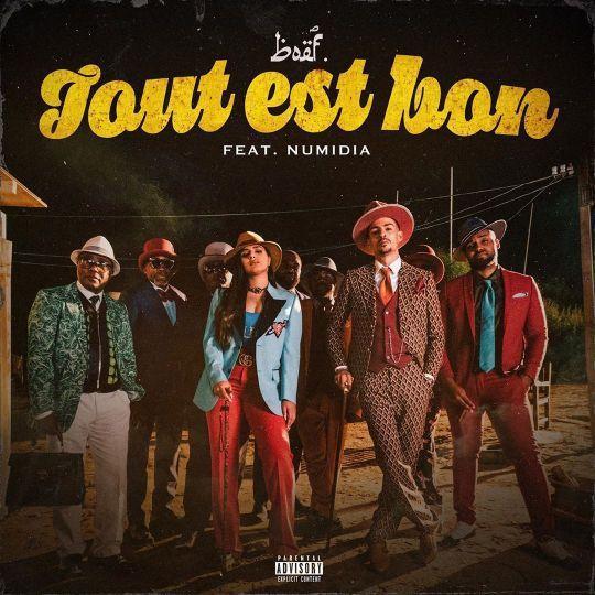 Coverafbeelding Tout Est Bon - Boef Feat. Numidia