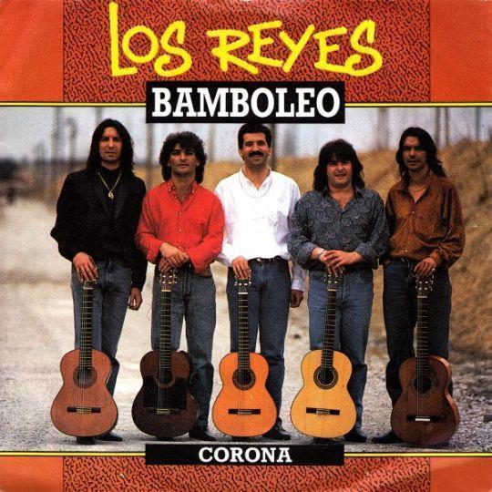 Coverafbeelding Los Reyes - Bamboleo