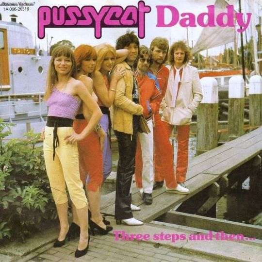 Coverafbeelding Daddy - Pussycat