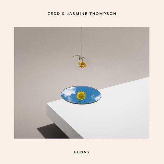 Coverafbeelding Funny - Zedd & Jasmine Thompson