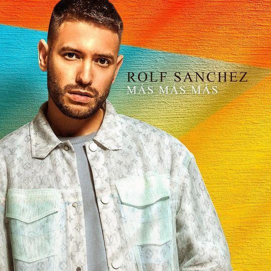 Coverafbeelding Más Más Más - Rolf Sanchez