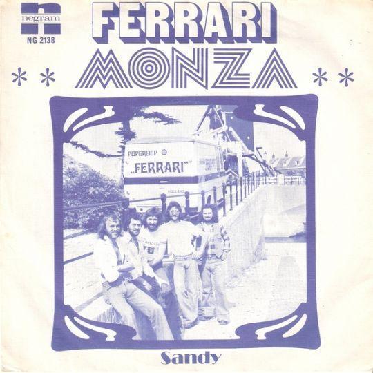 Coverafbeelding Monza - Ferrari