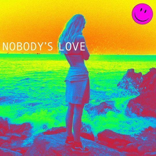 Coverafbeelding Nobody's Love - Maroon 5