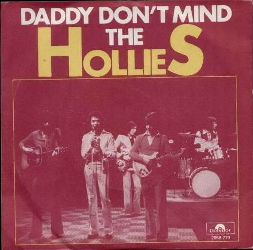Coverafbeelding Daddy Don't Mind - The Hollies