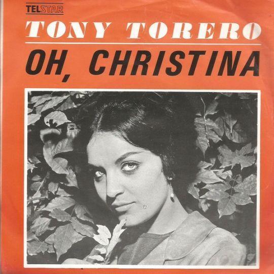 Coverafbeelding Oh, Christina - Tony Torero