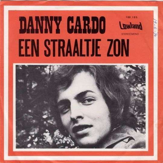 Coverafbeelding Danny Cardo - Een Straaltje Zon (Un Rayo Del Sol)