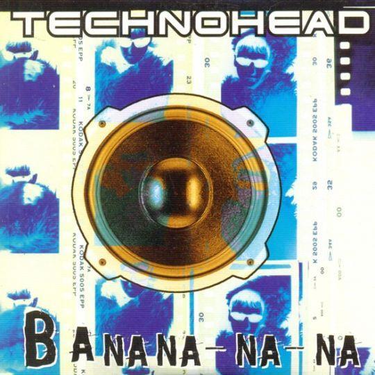 Coverafbeelding Banana-na-na - Technohead