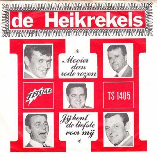 Coverafbeelding Mooier Dan Rode Rozen - De Heikrekels