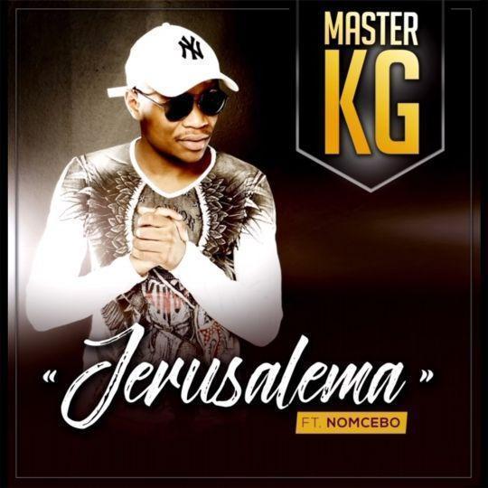Coverafbeelding Master KG ft. Nomcebo - Jerusalema