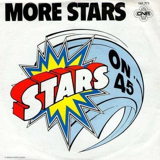 Coverafbeelding More Stars - Stars On 45