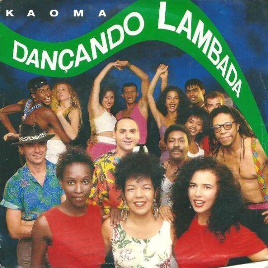 Coverafbeelding Dançando Lambada - Kaoma