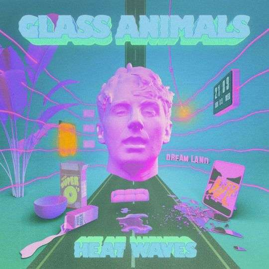 Coverafbeelding Glass Animals - Heat Waves
