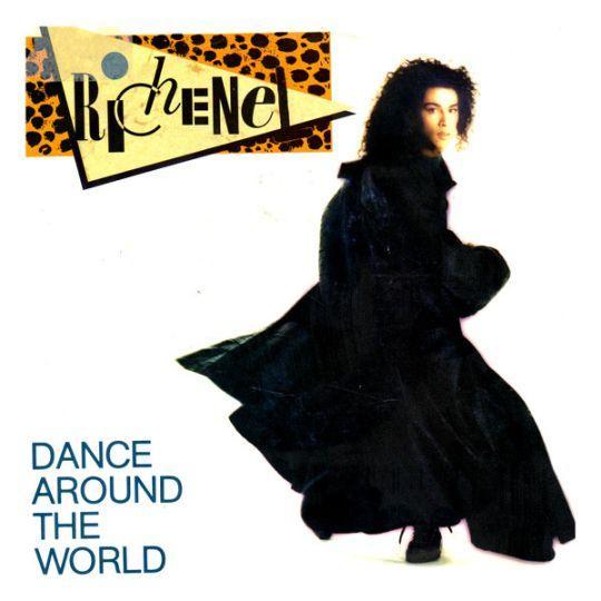 Coverafbeelding Dance Around The World - Richenel