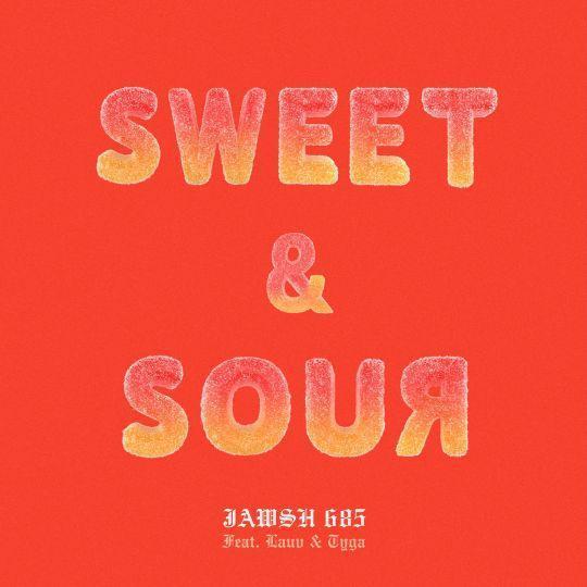 Coverafbeelding Jawsh 685 feat. Lauv & Tyga - Sweet & Sour