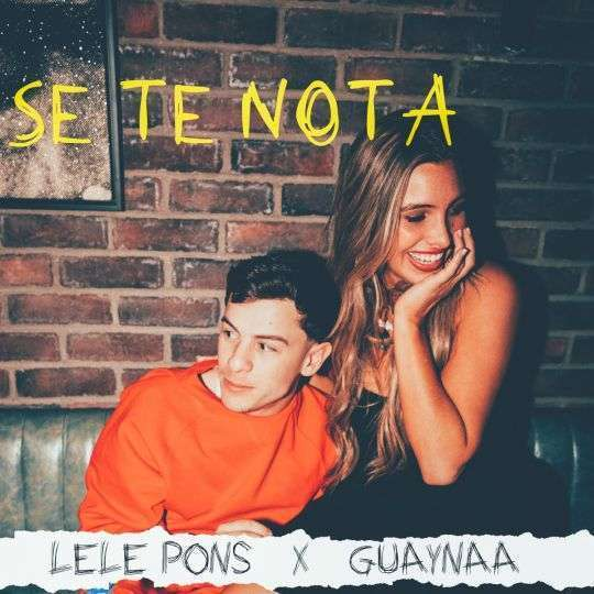 Coverafbeelding Lele Pons x Guaynaa - Se te nota