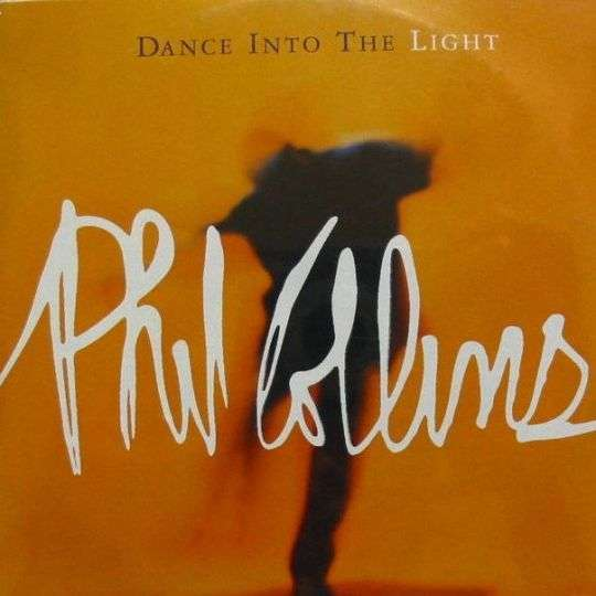 Coverafbeelding Dance Into The Light - Phil Collins