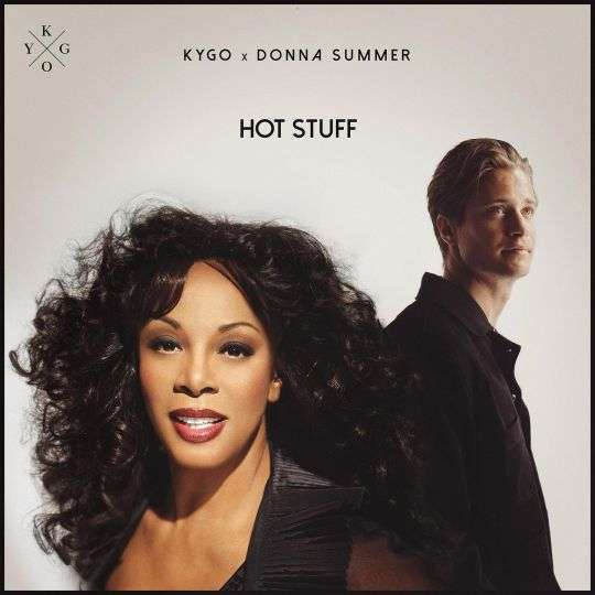 Coverafbeelding Hot Stuff - Kygo X Donna Summer