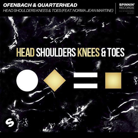 Coverafbeelding Head Shoulders Knees & Toes - Ofenbach & Quarterhead (Feat. Norma Jean Martine)