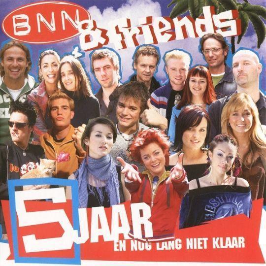 Coverafbeelding 5 Jaar En Nog Lang Niet Klaar - Bnn & Friends
